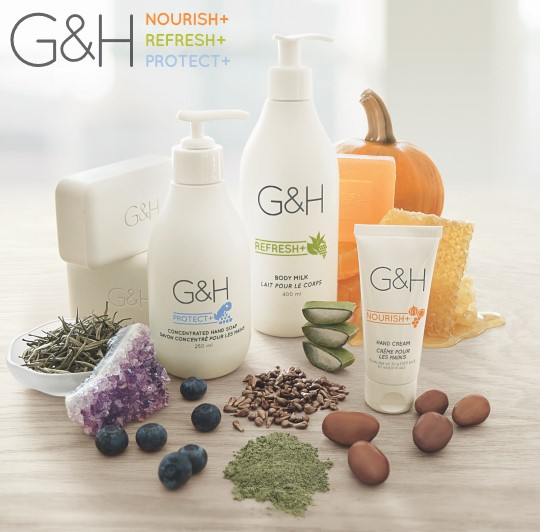 GH-Körperpflege