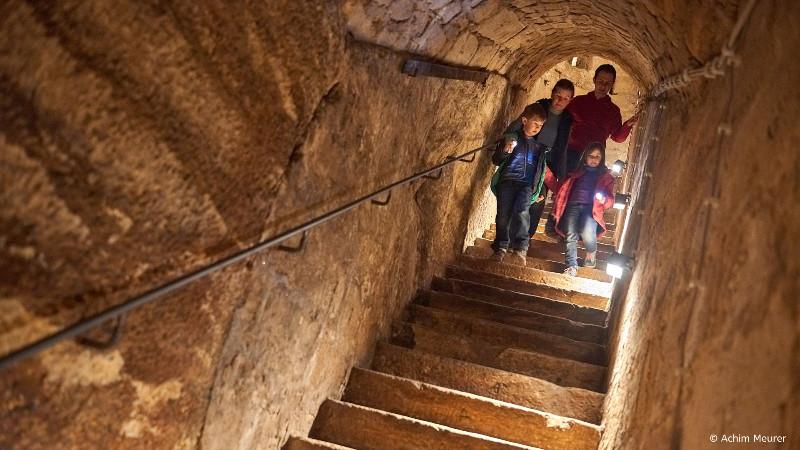Festung-unterirdisch